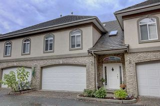 """Photo 1: 9 915 FORT FRASER Rise in Port Coquitlam: Citadel PQ Townhouse for sale in """"Brittany Place"""" : MLS®# R2394250"""