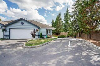 """Main Photo: 75 5550 LANGLEY Bypass in Langley: Langley City Townhouse for sale in """"Riverwynde"""" : MLS®# R2582397"""