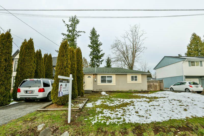 Main Photo: 13797 FRANKLIN Road in Surrey: Bolivar Heights House for sale (North Surrey)  : MLS®# R2244863