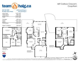 Photo 37: 469 CARIBOO Crescent in Coquitlam: Coquitlam East House for sale : MLS®# R2555467