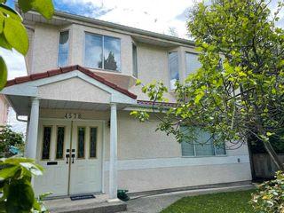 """Photo 1: 4578 WINDSOR Street in Vancouver: Fraser VE House for sale in """"Fraser"""" (Vancouver East)  : MLS®# R2588377"""