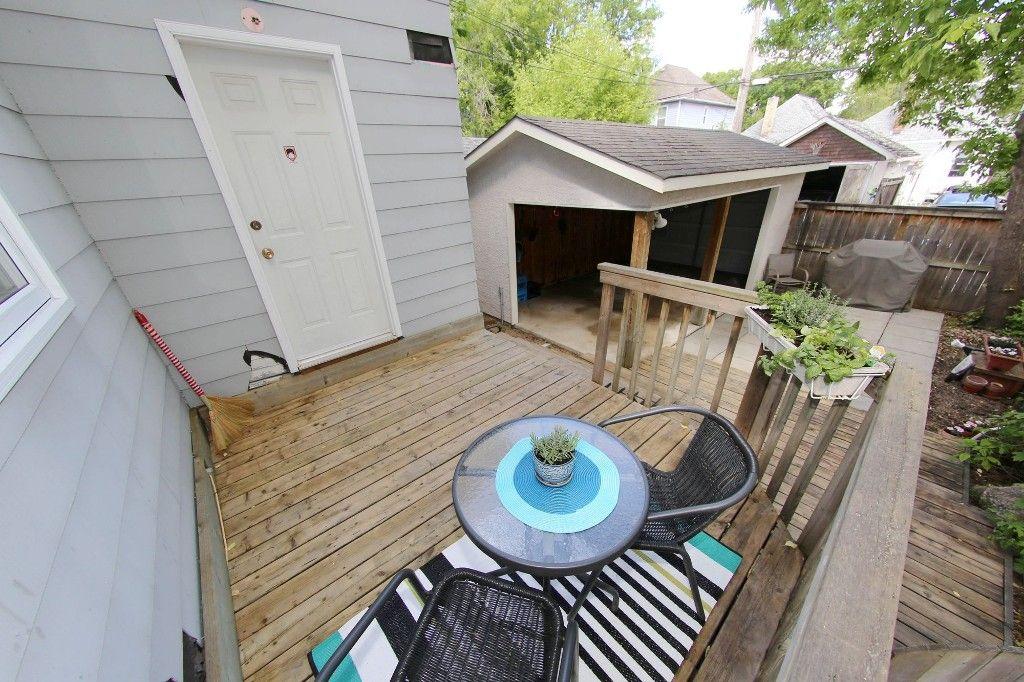 Photo 19: Photos: 483 Craig Street in Winnipeg: Wolseley Single Family Detached for sale (5B)  : MLS®# 1714739