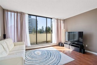 """Photo 3: 908 4105 MAYWOOD Street in Burnaby: Metrotown Condo for sale in """"Time Square"""" (Burnaby South)  : MLS®# R2570116"""