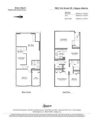 Photo 11: 7823 21A Street SE in Calgary: Ogden Semi Detached for sale : MLS®# A1103941