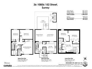 "Photo 35: 36 10856 152 Street in Surrey: Bolivar Heights Townhouse for sale in ""WOODBRIDGE"" (North Surrey)  : MLS®# R2596228"