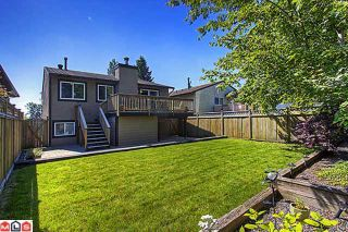 """Photo 1: 2249 WILLOUGHBY Way in Langley: Willoughby Heights House for sale in """"Langley Meadows"""" : MLS®# F1215714"""