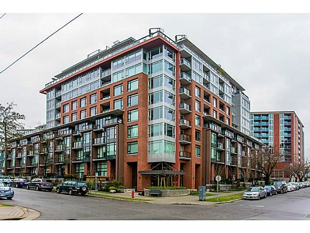 Main Photo: # 208 2321 SCOTIA ST in Vancouver: Mount Pleasant VE Condo for sale (Vancouver East)  : MLS®# V1042008