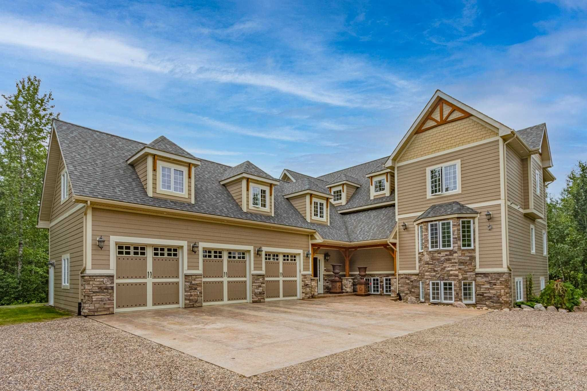 Main Photo: 4640 Gateway Drive: Rural Athabasca County House for sale : MLS®# E4253933