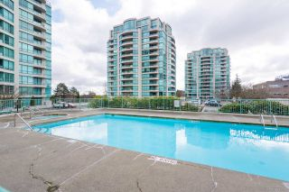 Photo 21: 806 8851 LANSDOWNE ROAD in Richmond: Brighouse Condo for sale : MLS®# R2463683