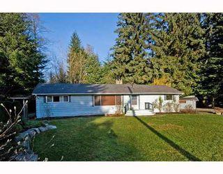 Photo 1: 40464 PARK Crescent in Squamish: Garibaldi Estates House for sale : MLS®# V754528