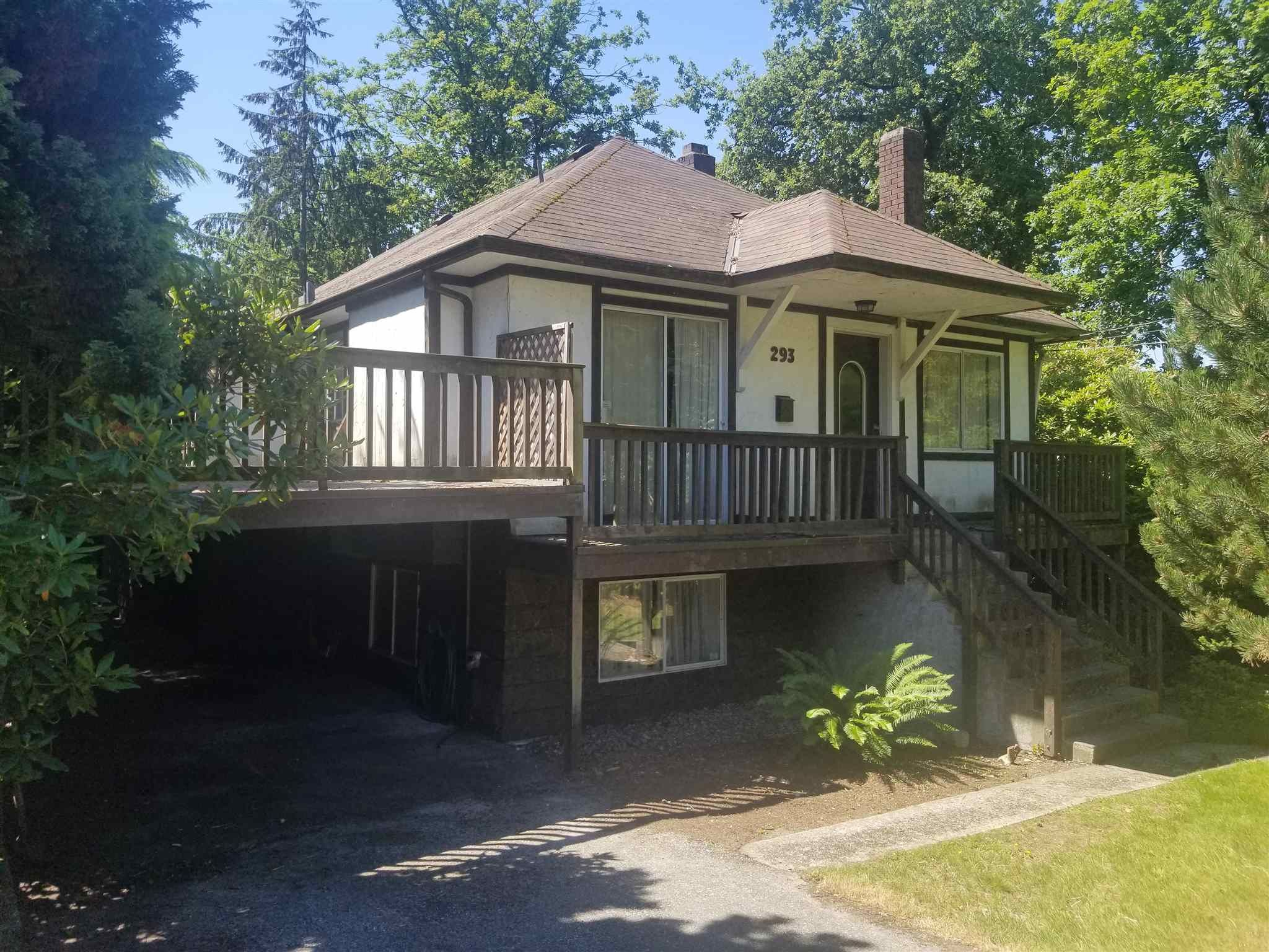 Main Photo: 293 W WINDSOR Road in North Vancouver: Upper Lonsdale House for sale : MLS®# R2571088