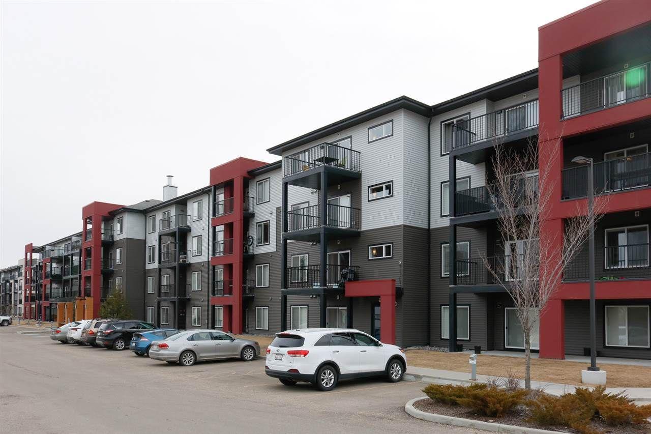 Main Photo: 324 344 Windermere RD NW in Edmonton: Zone 56 Condo for sale : MLS®# E4236439