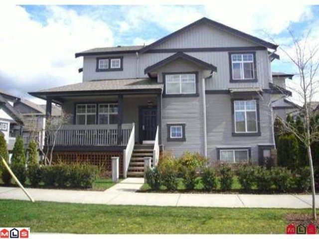 """Main Photo: 32 18828 69TH Avenue in Surrey: Clayton Townhouse for sale in """"Star Pointe"""" (Cloverdale)  : MLS®# F1026990"""