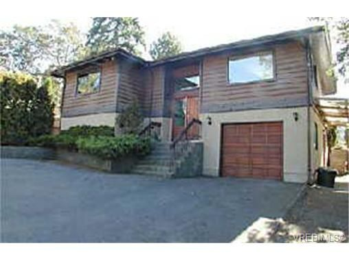 Main Photo: 3785 Wilkinson Rd in VICTORIA: SW Strawberry Vale House for sale (Saanich West)  : MLS®# 269737
