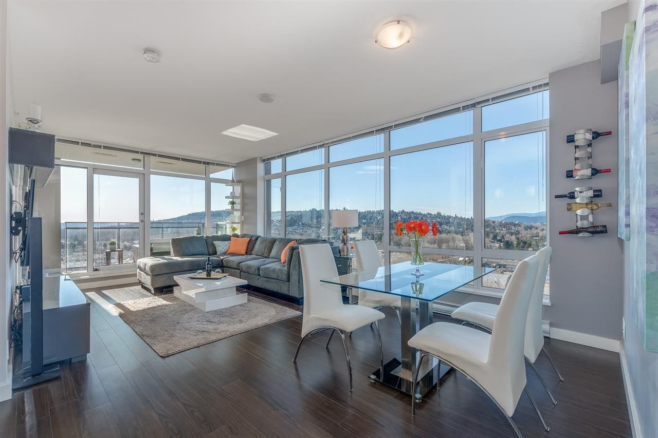 Main Photo: 2302 2789 SHAUGHNESSY Street in Port Coquitlam: Central Pt Coquitlam Condo for sale : MLS®# R2346492