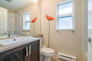 """Photo 17: 734 ORWELL Street in North Vancouver: Lynnmour Townhouse for sale in """"Wedgewood by Polygon"""" : MLS®# R2409884"""