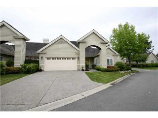 "Photo 1: 332 6505 3RD Avenue in Tsawwassen: Boundary Beach Townhouse for sale in ""MONTERRA"" : MLS®# V956649"