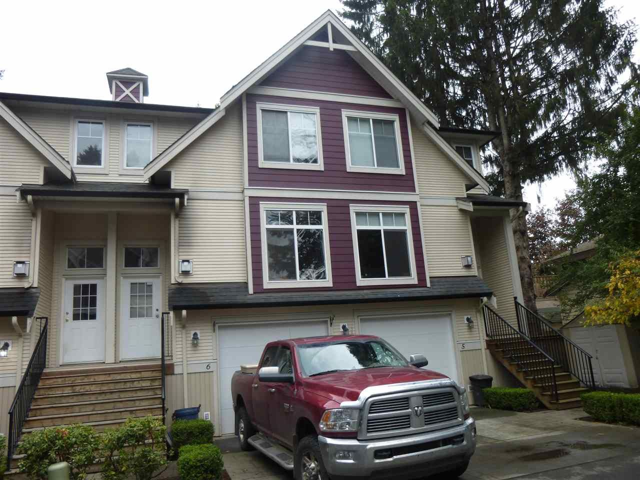"""Main Photo: 6 46608 YALE Road in Chilliwack: Chilliwack E Young-Yale Townhouse for sale in """"THORNBERRY LANE"""" : MLS®# R2114763"""