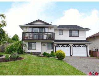 Photo 1: 8841 213A Place in Langley: Walnut Grove House for sale : MLS®# F2817601