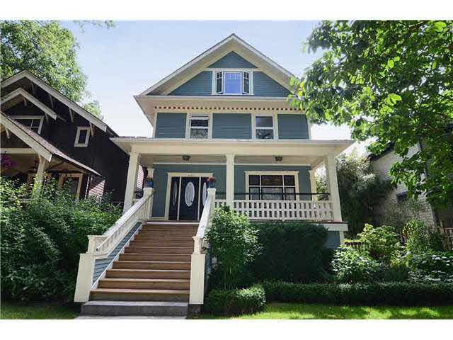 Main Photo: 2 140 W 11TH AVENUE in : Mount Pleasant VW Townhouse for sale : MLS®# V963234