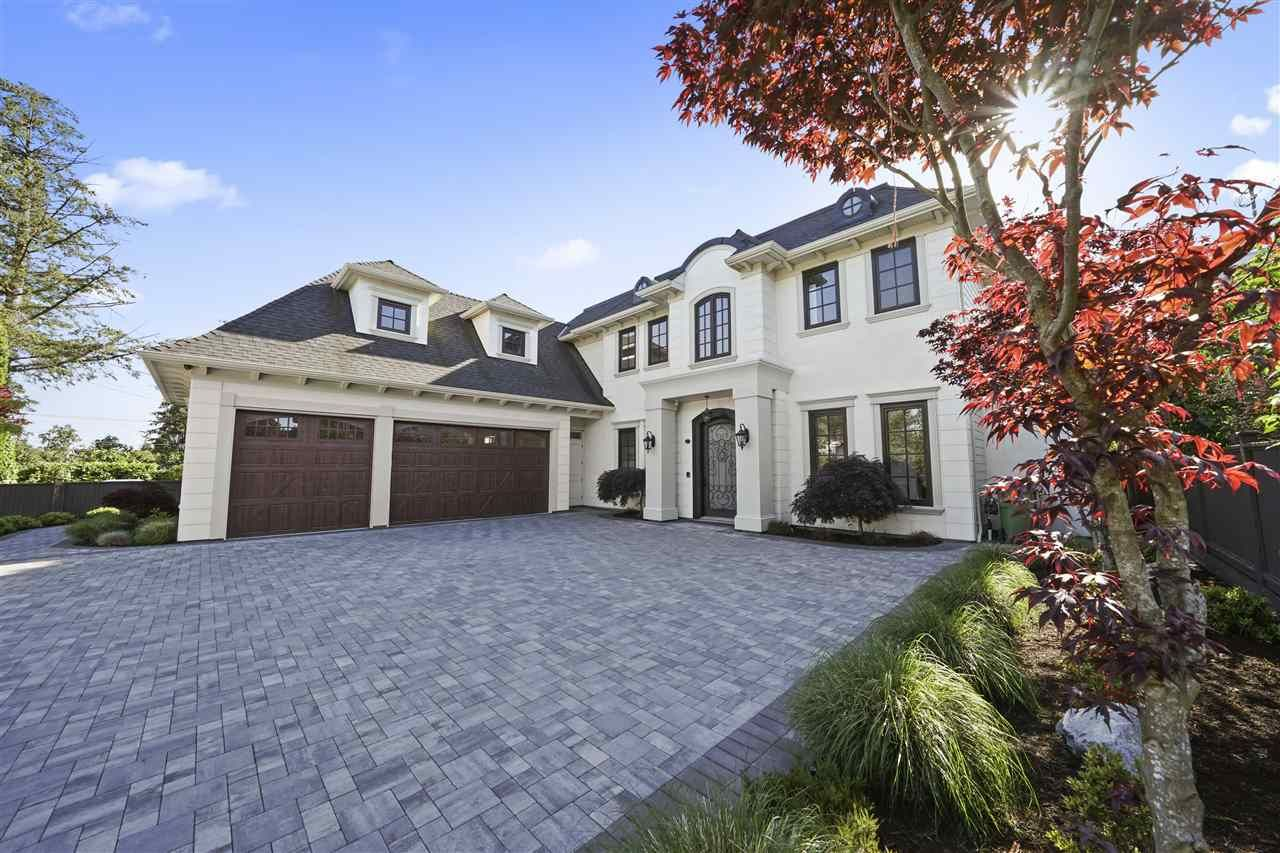"Main Photo: 7611 BRIDGE Street in Richmond: McLennan North House for sale in ""McLennan North"" : MLS®# R2466488"