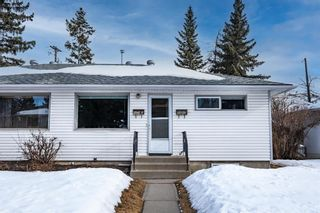 Photo 3: 1424 Rosehill Drive NW in Calgary: Rosemont Semi Detached for sale : MLS®# A1075121