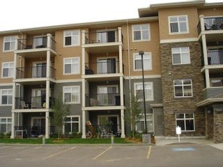 Photo 1: 437 6076 SCHONSEE Way in Edmonton: Zone 28 Condo for sale : MLS®# E4262572