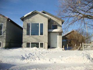 Photo 1: 484 FERRY Road in WINNIPEG: St James Residential for sale (West Winnipeg)  : MLS®# 1301696