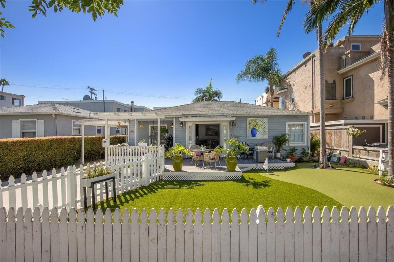 Main Photo: PACIFIC BEACH Property for sale: 1411-1413 Oliver Avenue in San Diego
