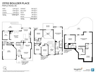 """Photo 38: 23702 BOULDER Place in Maple Ridge: Silver Valley House for sale in """"ROCKRIDGE ESTATES"""" : MLS®# R2579917"""