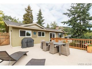 Photo 3: 4324 Ramsay Pl in VICTORIA: SE Mt Doug House for sale (Saanich East)  : MLS®# 737386