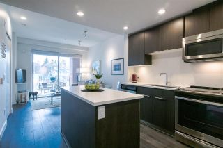 Photo 4: 323 723 W 3RD Street in North Vancouver: Harbourside Condo for sale : MLS®# R2369021