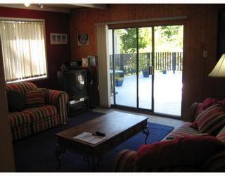 Photo 4: 4525 SUMMERSIDE Lane in North_Vancouver: Deep Cove House for sale (North Vancouver)  : MLS®# V715571