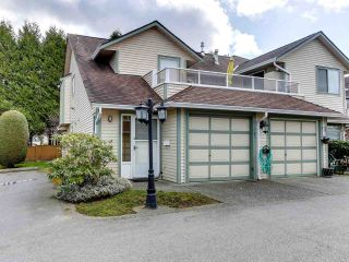 """Photo 1: 212 13725 72A Avenue in Surrey: East Newton Townhouse for sale in """"Park Place Estates"""" : MLS®# R2559356"""