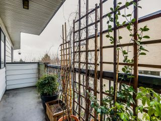 Photo 15: 321 710 E 6TH AVENUE in Vancouver: Mount Pleasant VE Condo for sale (Vancouver East)  : MLS®# R2030305
