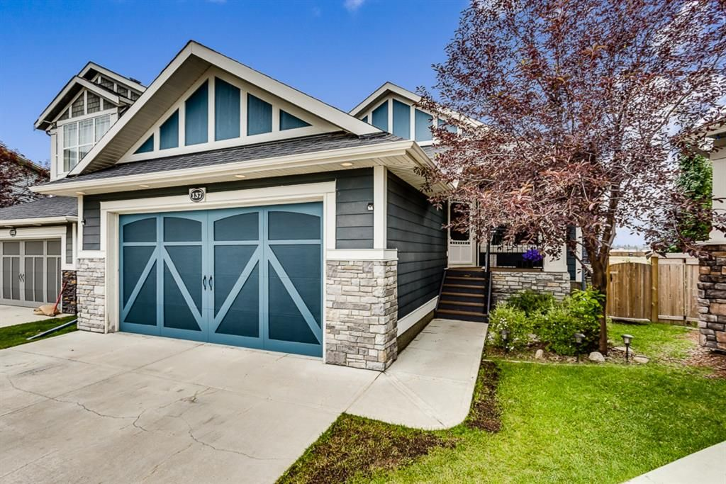 Main Photo: 137 WILLIAMSTOWN Green NW: Airdrie Detached for sale : MLS®# A1017052
