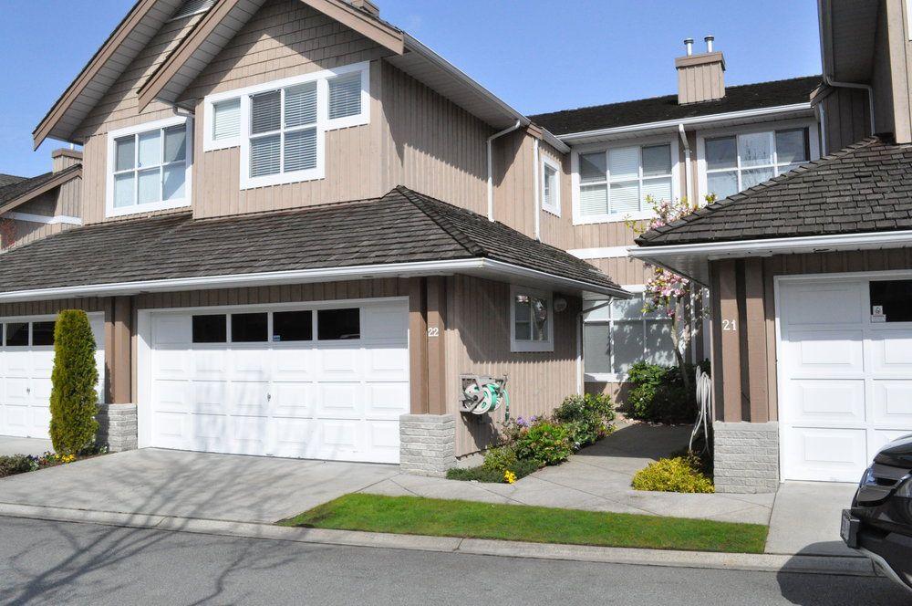 Main Photo: 22 3555 Westminster Highway in Sonoma: Terra Nova Home for sale ()  : MLS®# v818514