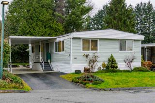 "Photo 2: 241 1840 160 Street in Surrey: King George Corridor Manufactured Home for sale in ""Breakaway Bays"" (South Surrey White Rock)  : MLS®# R2555969"