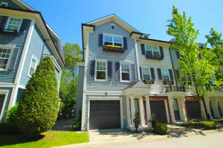 """Photo 1: 38 2495 DAVIES Avenue in Port Coquitlam: Central Pt Coquitlam Townhouse for sale in """"ARBOUR"""" : MLS®# R2068269"""