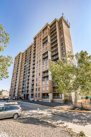 Main Photo: 809 4944 Dalton Drive NW in Calgary: Dalhousie Apartment for sale : MLS®# A1141413
