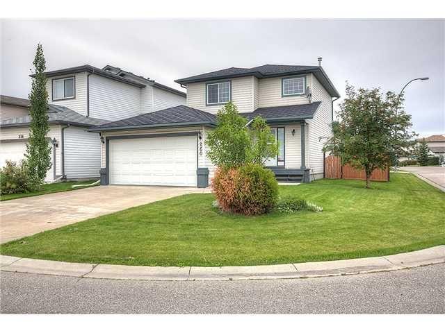 Main Photo: 260 HARVEST CREEK Court NE in CALGARY: Harvest Hills Residential Detached Single Family for sale (Calgary)  : MLS®# C3633945