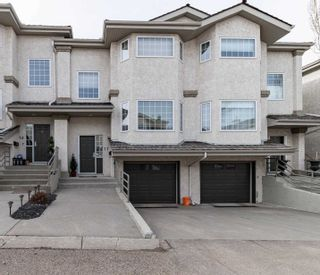 Main Photo: 1295 CARTER CREST Road in Edmonton: Zone 14 Townhouse for sale : MLS®# E4257046