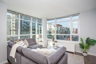 "Photo 7: 606 89 W 2ND Avenue in Vancouver: False Creek Condo for sale in ""Pinnacle Living False Creek"" (Vancouver West)  : MLS®# R2542152"