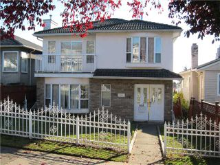 Photo 1: 580 E 56TH Avenue in Vancouver: South Vancouver House for sale (Vancouver East)  : MLS®# V1039086