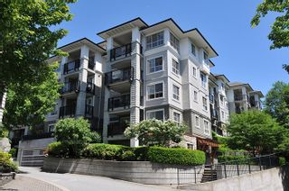 """Photo 1: 308 2968 SILVER SPRINGS Boulevard in Coquitlam: Westwood Plateau Condo for sale in """"TAMARISK"""" : MLS®# R2174996"""