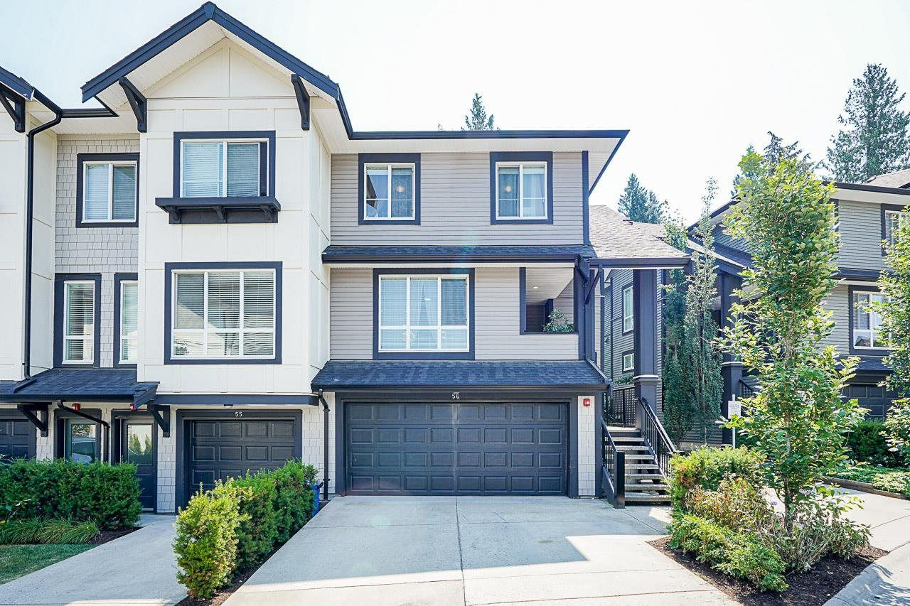 Main Photo: 56 8570 204 STREET in Langley: Willoughby Heights Townhouse for sale : MLS®# R2597022