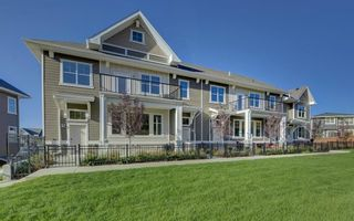 Photo 5: 214 Cranbrook Walk SE in Calgary: Cranston Row/Townhouse for sale : MLS®# A1112034
