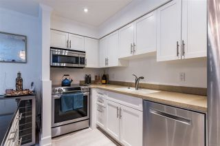 """Photo 6: 305 1299 W 7TH Avenue in Vancouver: Fairview VW Condo for sale in """"MARBELLA"""" (Vancouver West)  : MLS®# R2501313"""