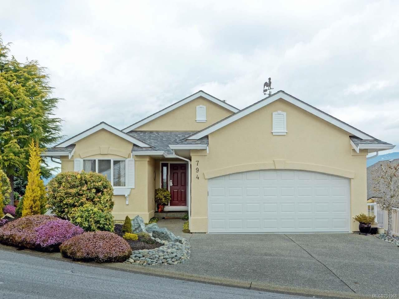 Main Photo: 794 Country Club Dr in COBBLE HILL: ML Cobble Hill House for sale (Malahat & Area)  : MLS®# 751968