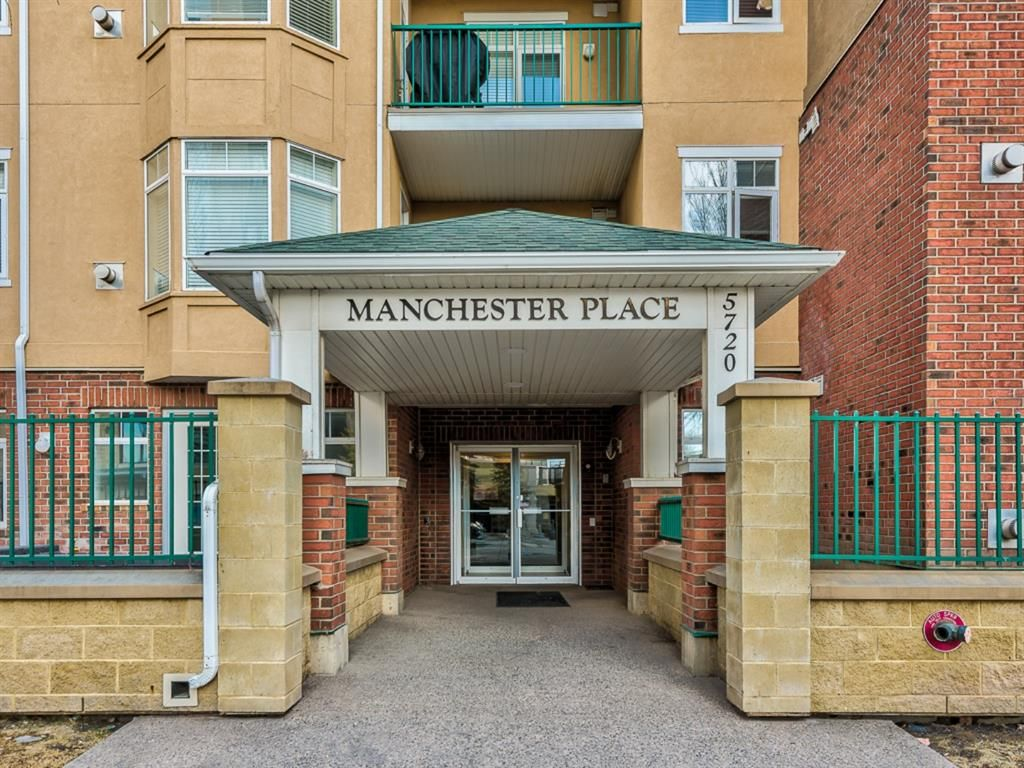 Main Photo: 209 5720 2 Street SW in Calgary: Manchester Apartment for sale : MLS®# A1072294